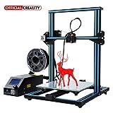 Offizieller Creality 3D-Drucker CR-10S mit zwei Z-Achsen und 300 × 300 × 400 mm großem Bauvolumen 0,05 mm Cura PLA-freier Filament- & Werkzeugkasten