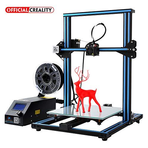 Creality Stampante 3D CR-10S con monitor a filamento Scheda di controllo aggiornata e vite a doppio Z