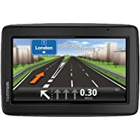 TomTom Start 25 5-Inch Sat Nav GPS System with UK/Ireland Maps/Lifetime Map Updates