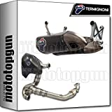 TERMIGNONI komplett Race CT F-CARBONIO Ducati Panigale 959 2013 13