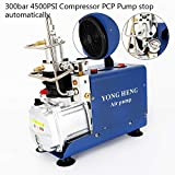 OUKANING220V 50HZ AUTO Stop High Pressure Air Pump 30Mpa Electric PCP Compressor 4500PSI