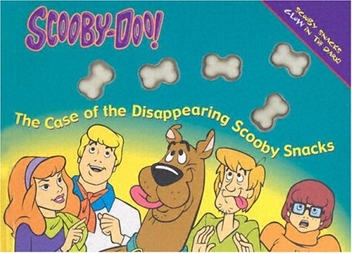 CASE OF THE DISAPPEARING SCOOBY SNACKS (Scooby-Doo) por Lisa Ann Marsoli