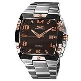 dfe832a32638 Reloj Sandoz Caractere 81323-95 Hombre Negro