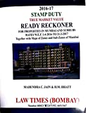 Stamp Duty True Market Value Ready Reckoner For Properties In Mumbai And Subrubs
