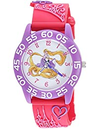Disney Girl's 'Princess' Quartz Plastic Casual Watch