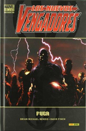 Los Nuevos Vengadores 1. Fuga (Deluxe - Nuevos Vengadores) por Brian Michael Bendis