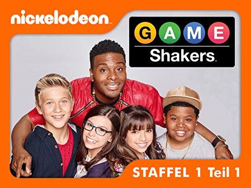 Game Shakers - Jetzt geht's App Staffel 1, Teil 1 [dt./OV