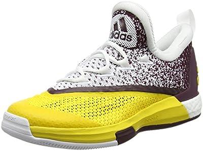 adidas Crazylight Boost 2.5 Low, Zapatillas de Baloncesto para Hombre