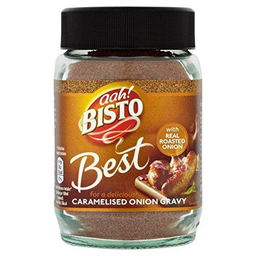 Bisto Best Onion Gravy Granules 200g