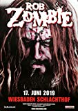 TheConcertPoster Rob Zombie - The Electric Warlock,