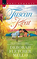 Tuscan Heat (Mills & Boon Kimani) (The Boudreaux Family, Book 7)