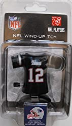 New England Patriots Tom Brady wind-up toy