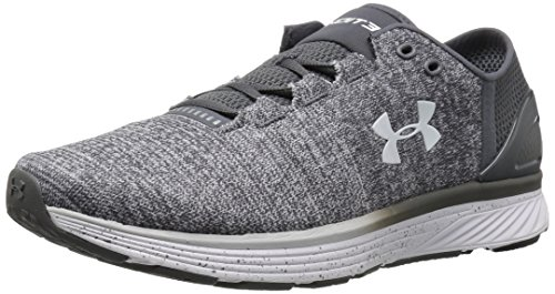 Under Armour UA Charged Bandit 3, Zapatillas de Entrenamiento para Hombre, Gris (Glacier Gray 002), 42 EU
