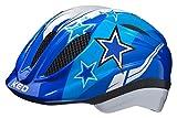 KED Meggy II Helmet Kids Blue Stars Kopfumfang M | 52-58cm 2018 Fahrradhelm