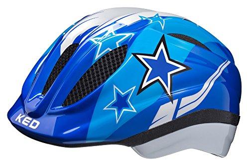 KED Meggy II Helmet Kids Blue Stars Kopfumfang XS | 44-49cm 2018 Fahrradhelm