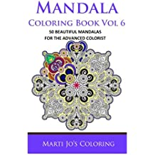 Mandala Coloring Book Vol 6