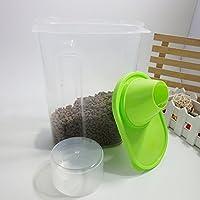 Dealglad®-Contenitore ermetico in plastica, grande capacità, a