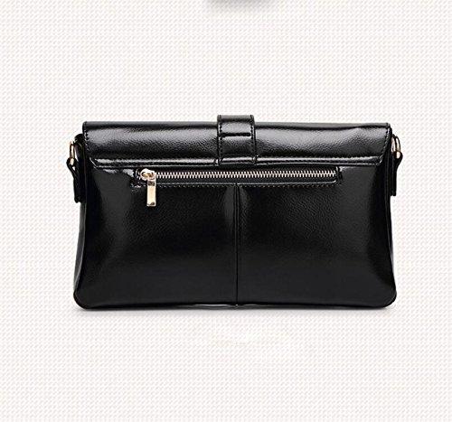 Umhängetasche Damen Handtasche Messenger Bag Mode Kleine Satchel Reißverschluss Platz Beige