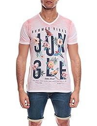Ritchie - T-shirt V Machette - Homme