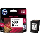 HP 680 Black Original Ink Advantage Cart...
