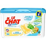 Le Chat Sensitive Lessive Liquide en Dose 20 Doses / 20 Lavages - Lot de 2