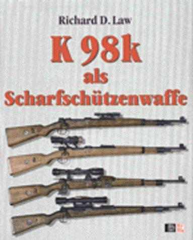 Karabiner 98k als Scharfschützenwaffen