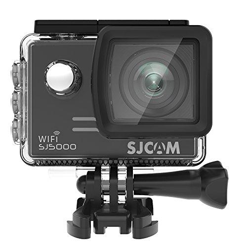 SJCAM-SJ5000-WIFI-accin-cmara-14-MP-Ultra-HD-1080P-impermeable-bajo-el-agua-cmara-de-vdeo-videocmara-DV-Deportiva-grande-Protector-de-gran-angular-para-buceo-natacin-surf-ciclismo-color-negro