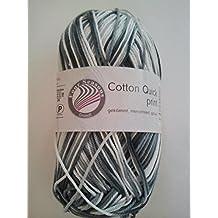 Gründl Cotton Quick - Madeja de lana (100% algodón, 50 g), color 194