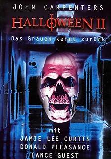 Halloween II - Das Grauen kehrt zurück