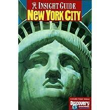 Insight Guide New York City (New York City, 4th ed)