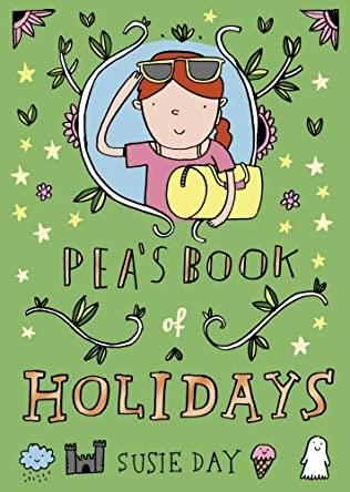 book cover of Pea\'s Book of Holidays