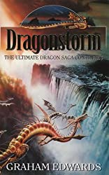 Dragonstorm: The Second Book in the Ultimate Dragon Saga (Voyager)