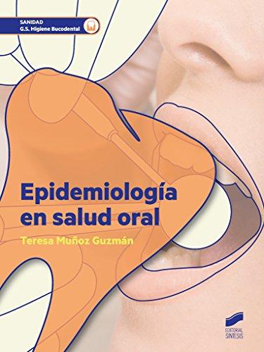 Epidemiología en salud oral (Sanidad n 63)