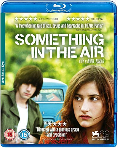 Something in the Air [Blu-ray] [UK Import] (Air Blu-ray)