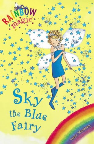 Sky the Blue Fairy: The Rainbow Fairies Book 5 (Rainbow Magic)