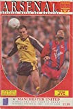 Arsenal Official Match Day Magazine. Vs. Manchester United November 20th 1990