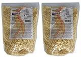 Storepil - 2 kg Perles de Cire à épiler PELABLE - BLANCHE pour épilation