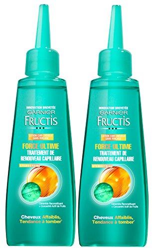 Garnier - Fructis Force Ultime - Sérum Cheveux Fragilisés - Lot de 2