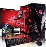Usado, VIBOX Panoramic Paquet 9 Gaming PC - 3,4GHz Inteli5QuadCoreCPU, segunda mano  Se entrega en toda España