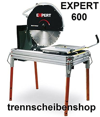 Steinsäge, TS16_Expert600 Steinsäge 400 V~50Hz, 4Kw, Steintrennmaschine, Steinsaege, ideale Tischsäge