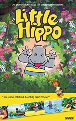 Little Hippo (Kinofilm) [VHS]