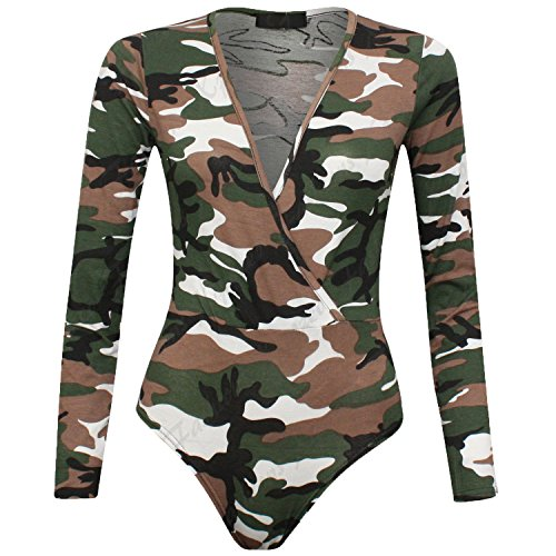 Fashion 4 Less -  Body  - Donna camouflage