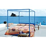 bassetti grandfoulard housse de couette fong v2 beige 220x220 cm 3 pieces. Black Bedroom Furniture Sets. Home Design Ideas