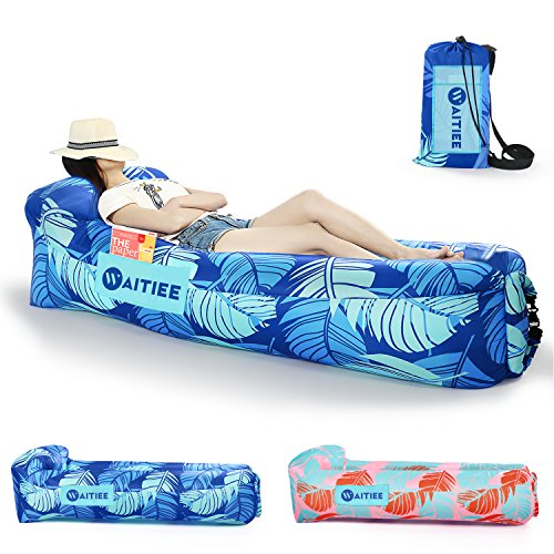 Waitiee air sofa gonflable portable, lamzac hamac gonflable...