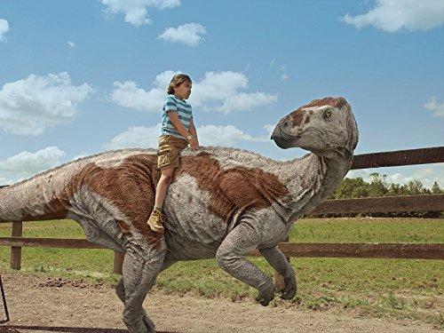 Pferd Zwei Kostüm - Dino-Reiter / Nachtaktiver-Dino