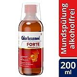 Chlorhexamed FORTE Alkoholfrei 0,2%, Medizinische Mundspülung mit Chlorhexidin, 200 ml, bei bakteriell bedingter Zahnfleischentzündung