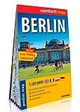 Berlín, plano callejero de bolsillo plastificado. Escala 1:20.00. ExpressMap. (Comfort ! Map)