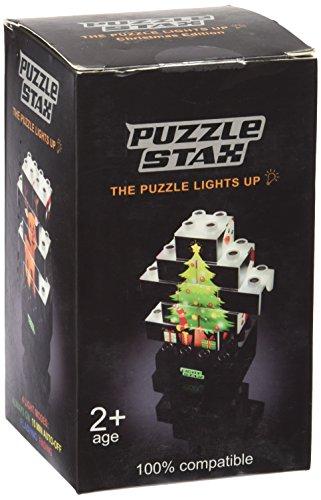 LIGHT STAX PUZZLE (XMAS-EDITION)