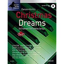 Christmas Dreams: 24 bekannte Melodien. Klavier (Keyboard). Ausgabe mit Online-Audiodatei.