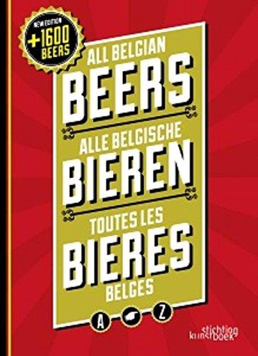 Toutes les bières belges : Edition français-anglais-néerlandais